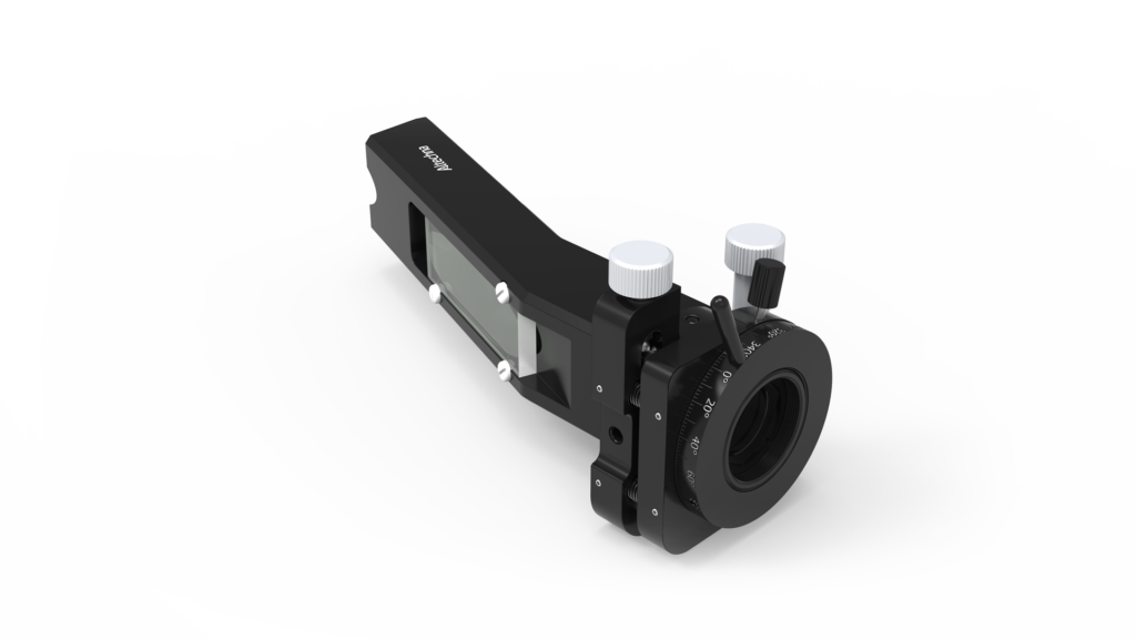 Laser Beam Attenuator, Ultrafast Version