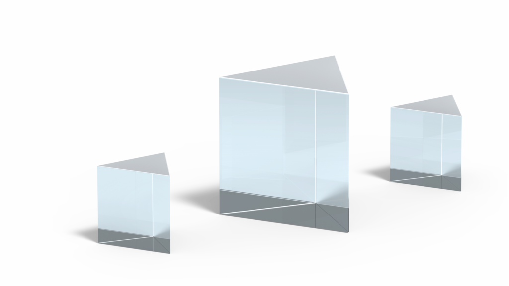 Brewster Angle Dispersing Prisms for Ultrashort Pulses