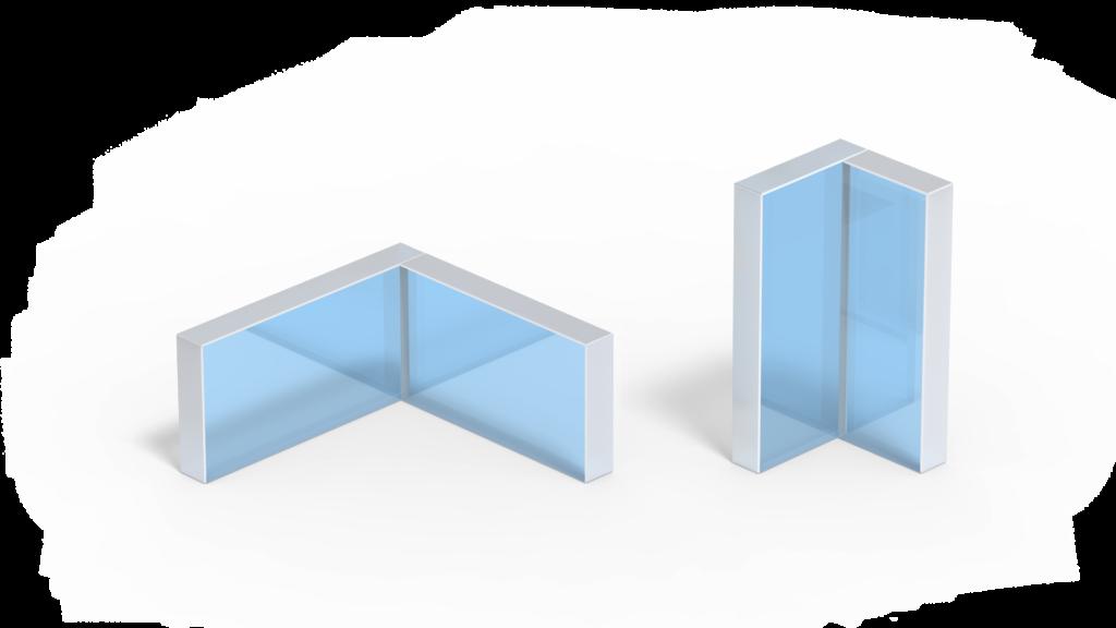 HR Right Angle Retroreflectors
