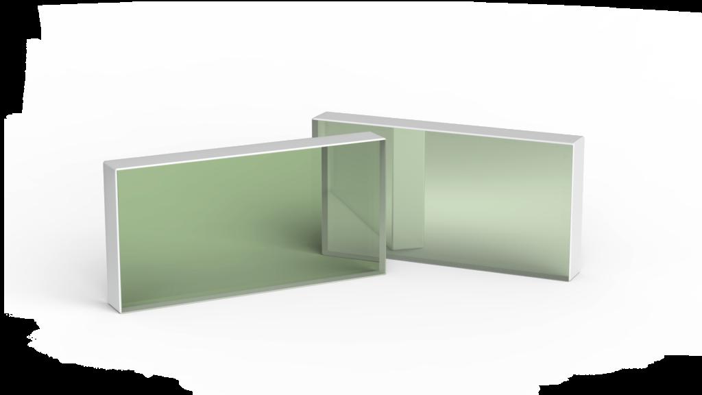 Non-polarizing Plate Beamsplitters