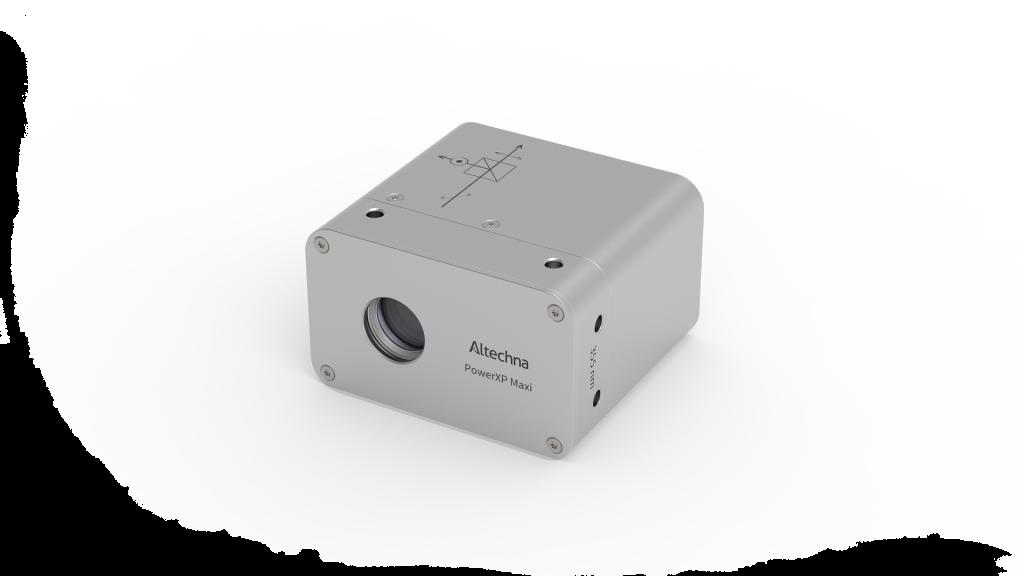 PowerXP Maxi Motorized Attenuator Cube type